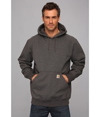 Carhartt Rd Paxton Hw Hooded Sweatshirt Carbon Heather Men's Sweatshirt Gray