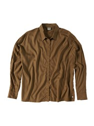 Bench Aristocratic B Shirt Brown