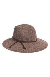 Women's Nordstrom Floppy Knit Hat Brown