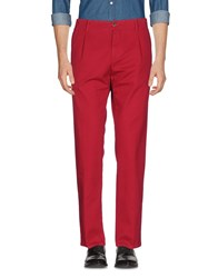 Myths Casual Pants Maroon