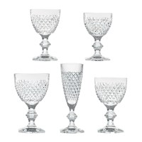 Gianfranco Ferre Diamond Drinkware Set 30 Piece
