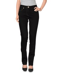 Ean 13 Denim Denim Trousers Women Black