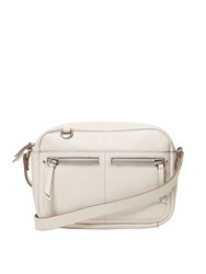 White Stuff Lily Xbody Bag White