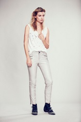 Free People Vegan Leather Skinny