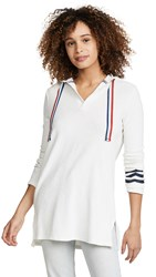 Sol Angeles Loop Tunic D White