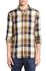 French Connection Men's Plaid Shirt