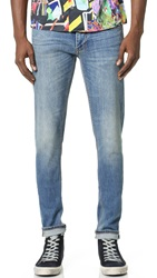 Marc By Marc Jacobs Slim Stretch Jeans Summer Indigo