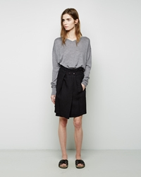 Isabel Marant Ice Skirt Black