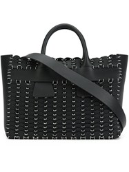 Paco Rabanne Small 'Cabas' Bag Black