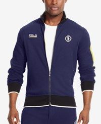 Polo Ralph Lauren Full Zip Track Jacket French Navy