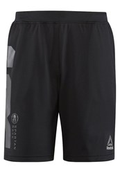 Reebok Spartan Race Sports Shorts Black
