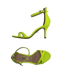 Atos Lombardini Footwear Sandals Women Yellow