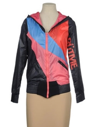 Rutme Jackets Red