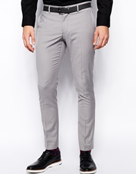 Selected Suit Trousers In Skinny Fit Damiangrey