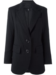 Marc Jacobs Oversized Blazer Black