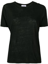 Rodebjer Classic T Shirt Black