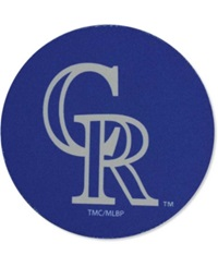 Memory Company Colorado Rockies 4 Pack Coaster Set Team Color