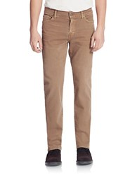 7 For All Mankind Slim Jeans Beige