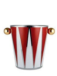 Alessi Circus Triangles Ice Bucket