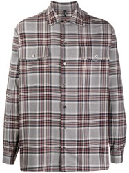 Stampd Checked Relaxed Fit Shirt 60