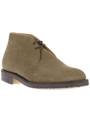 Church's Desert Boot Nude And Neutrals