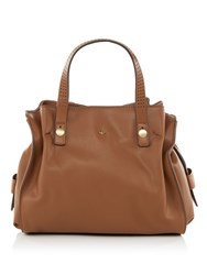 Nica Ava Grab Tote Bag Tan
