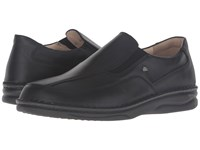 Finn Comfort Carballo Black Montana Men's Slip On Shoes