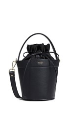 Mateo The Madeline Bucket Bag Noir