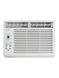Frigidaire 5000 Btu Window Mounted Mini Compact Air Conditioner And Remote Control White