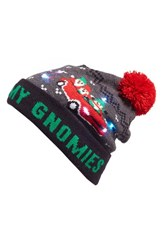 Capelli Of New York Women's My Gnomies Led Beanie