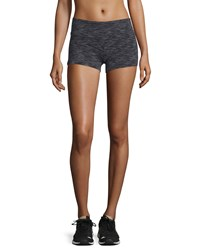 Alo Yoga Big Waves Shorts Dark Granite Space Dye
