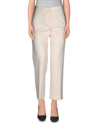 Marni Trousers Casual Trousers Women Ivory