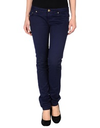 Duck Farm Casual Pants Dark Purple