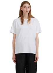 Katharine Hamnett X Ymc Don't Shoot Crew Neck T Shirt White