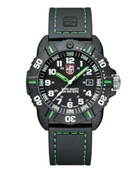 Luminox 44Mm Sea Series Coronado 3037 Watch Green