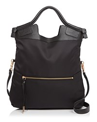 Foley Corinna And Nikki City Tote Black Gold
