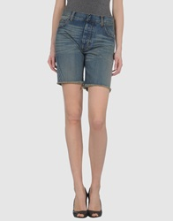 Ring Denim Bermudas