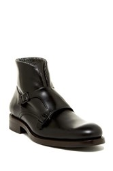 Wolverine Myles Double Monk Strap Boot Black