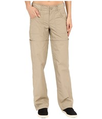 The North Face Horizon 2.0 Convertible Pants Dune Beige Prior Season Casual Pants