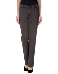 Rifle Casual Pants Dark Brown