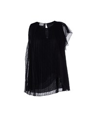 Philosophy Di Alberta Ferretti Topwear Tops Women Black