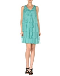 Armand Basi Short Dresses Light Green
