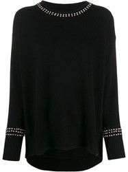 Max And Moi Brillant Jumper Black