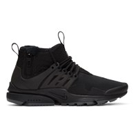 Nike Black Air Presto Utility Sneakers