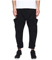 Yohji Yamamoto M Min Nylon Pants Black Men's Casual Pants