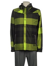 Under Armour Coats And Jackets Mid Length Jackets Men