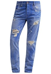 Pepe Jeans Hayes Relaxed Fit Jeans Denim Destroyed Denim