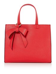 Therapy Joy Tote Bag Red