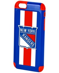 Forever Collectibles New York Rangers Iphone 6 Case Blue