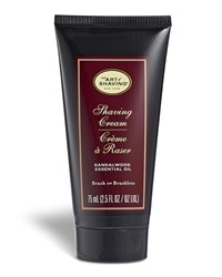 The Art Of Shaving Cream Tube Sandalwood